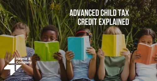 Children Reading   Advanced Child Tax Credit Explained