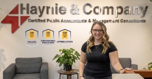 Haynie & Company Top Workplace Culture Awards